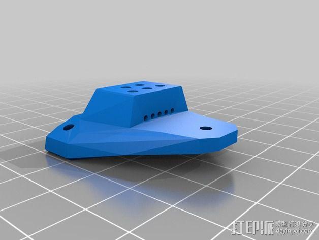 仿生手 义肢 3D模型  图20