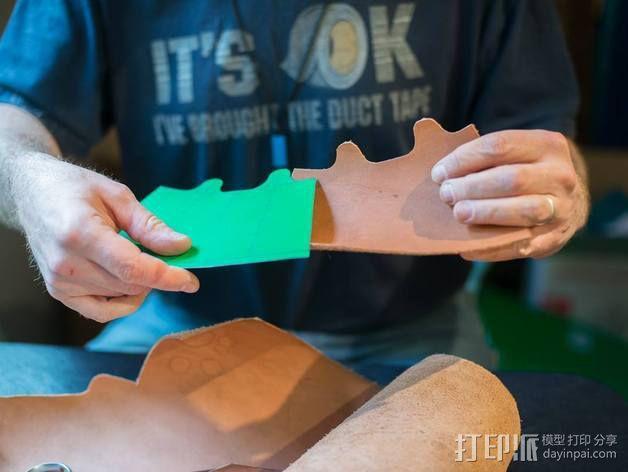 仿生手 义肢 3D模型  图29