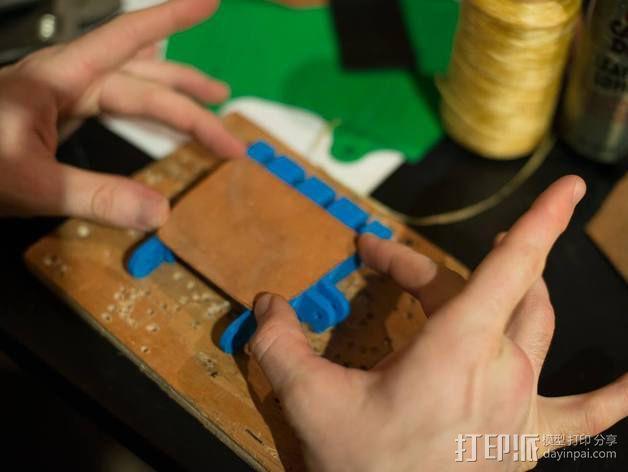 仿生手 义肢 3D模型  图34
