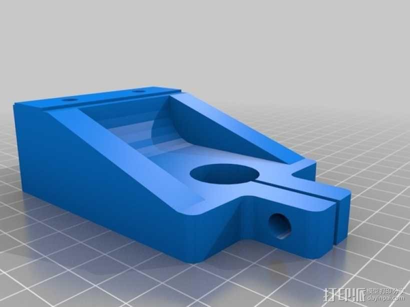 打印机工具架 3D模型  图3