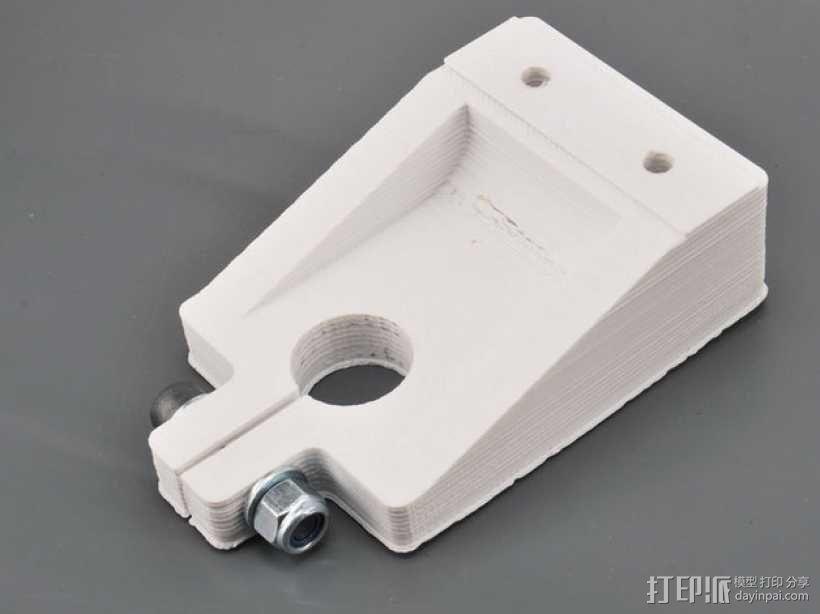 打印机工具架 3D模型  图4