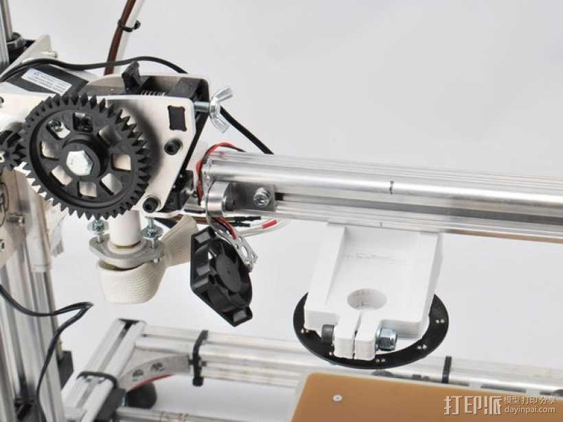 打印机工具架 3D模型  图6