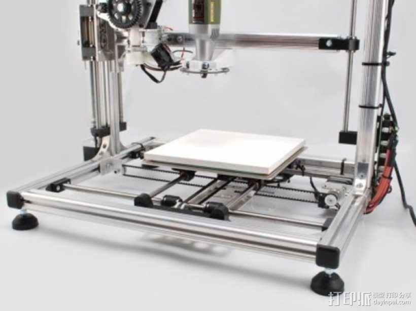 打印机工具架 3D模型  图8