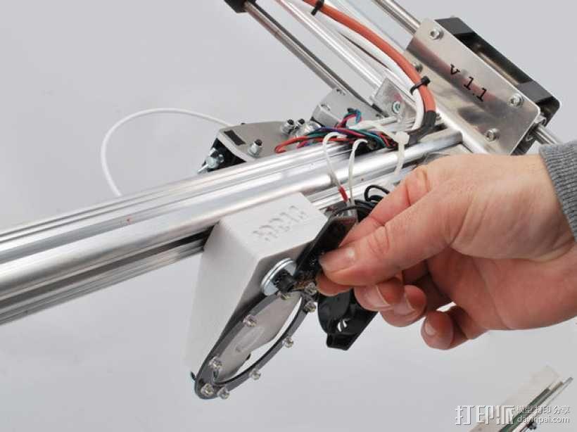 打印机工具架 3D模型  图7