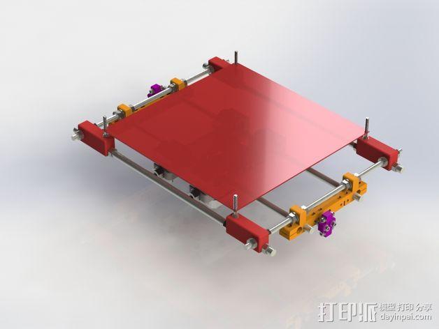 RodBot - 3D打印机 3D模型  图2