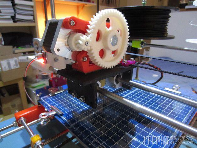 RodBot - 3D打印机 3D模型  图8