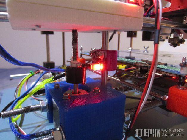 RodBot - 3D打印机 3D模型  图12