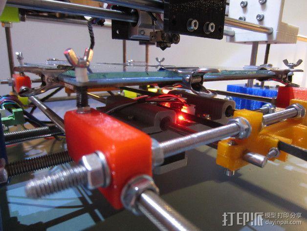 RodBot - 3D打印机 3D模型  图11