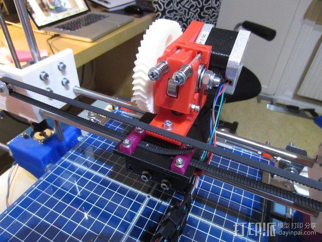 RodBot - 3D打印机 3D模型  图9