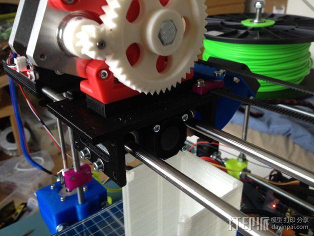 RodBot - 3D打印机 3D模型  图14
