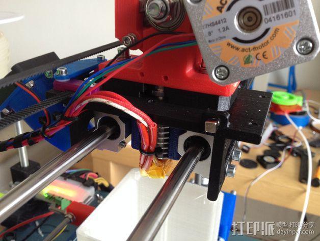 RodBot - 3D打印机 3D模型  图13