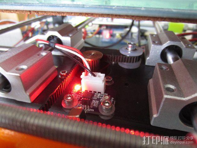 RodBot - 3D打印机 3D模型  图20