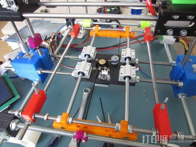 RodBot - 3D打印机 3D模型  图18