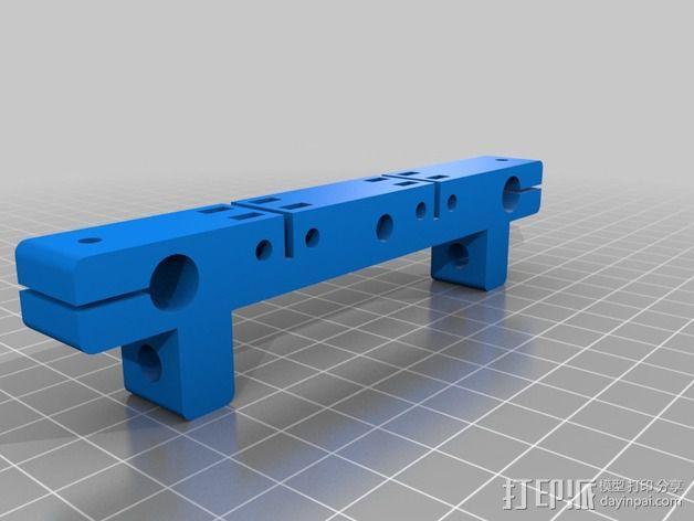 RodBot - 3D打印机 3D模型  图22