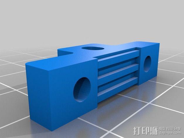 RodBot - 3D打印机 3D模型  图23