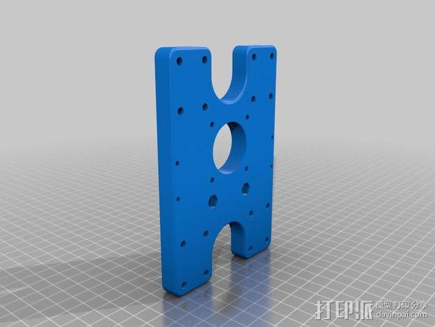 RodBot - 3D打印机 3D模型  图21