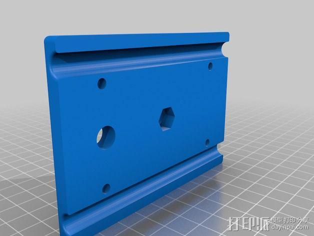RodBot - 3D打印机 3D模型  图28