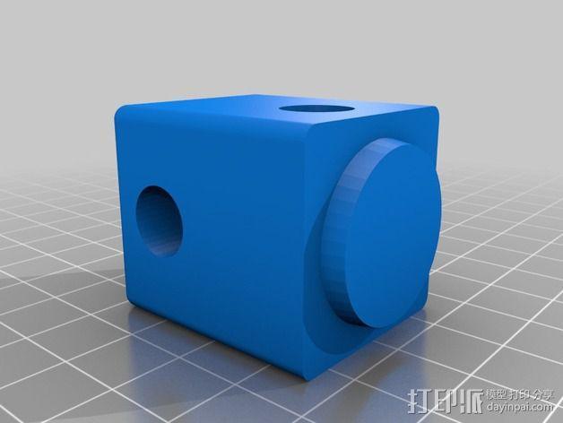 RodBot - 3D打印机 3D模型  图31