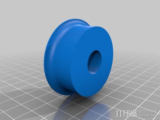 RodBot - 3D打印机 3D模型  图37