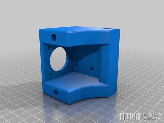 RodBot - 3D打印机 3D模型  图38