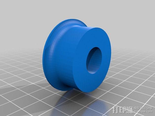 RodBot - 3D打印机 3D模型  图36