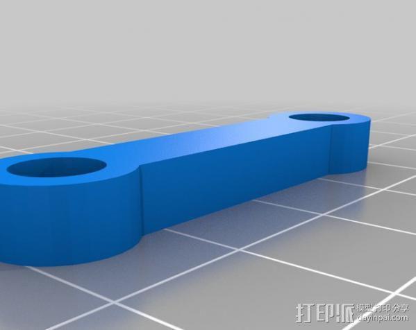 Bowden 鲍登挤出机 3D模型  图5