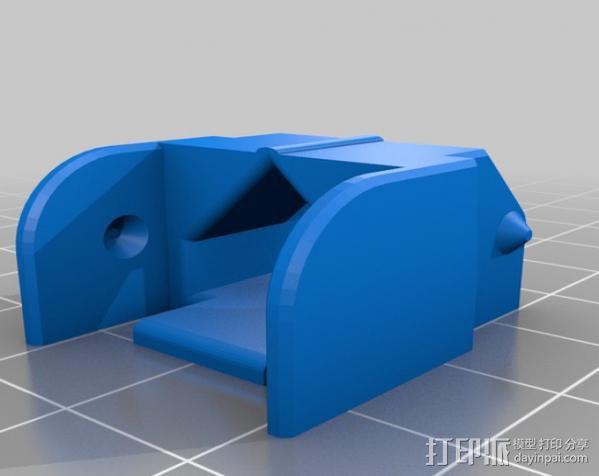 导线锚链 3D模型  图4