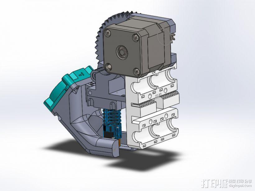 Prusa i3部件 3D模型  图5