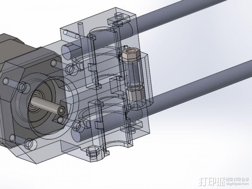 Prusa i3部件 3D模型  图6