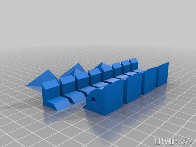 3D打印机外机箱 3D模型  图4