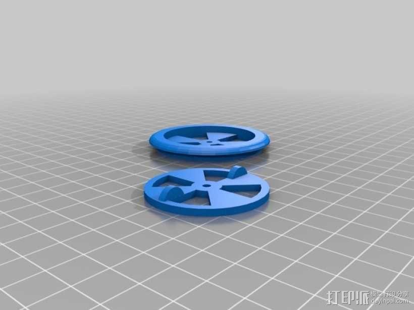 3D打印机外机箱 3D模型  图13