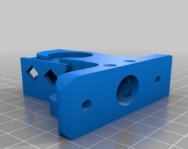 挤出机 3D模型  图19
