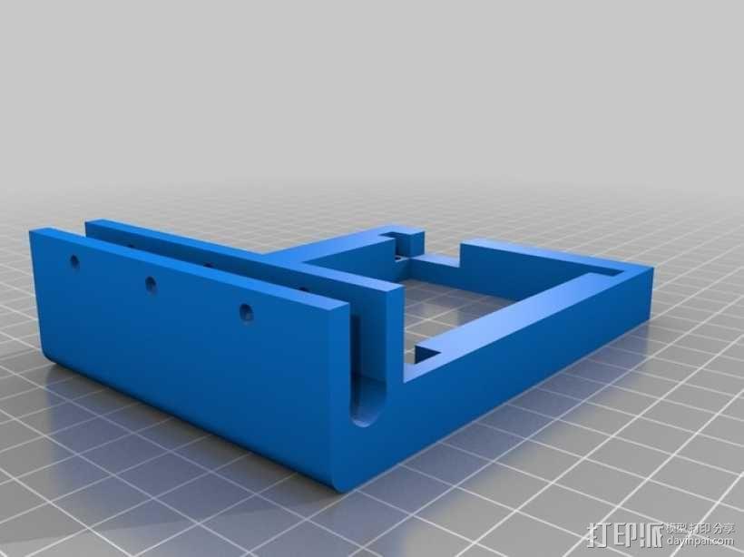 RepRap触摸液晶屏 3D模型  图6