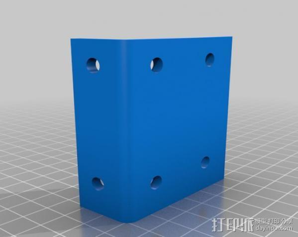 MendelMax 1.5打印机 3D模型  图2