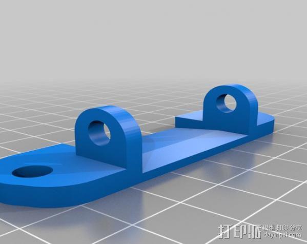 MendelMax 1.5打印机 3D模型  图8