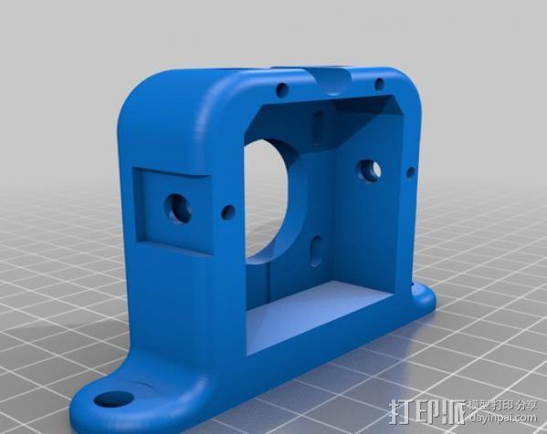 MendelMax 1.5打印机 3D模型  图9