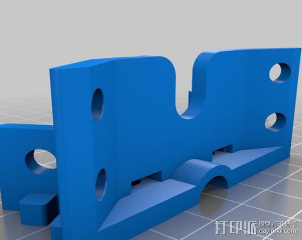 MendelMax 1.5打印机 3D模型  图12