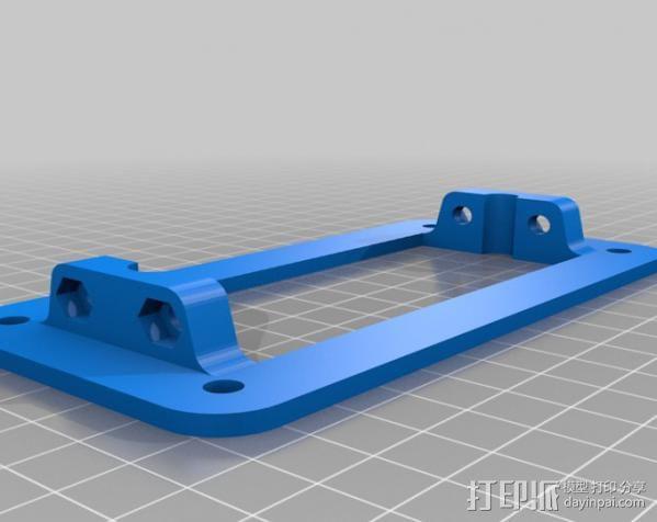MendelMax 1.5打印机 3D模型  图15