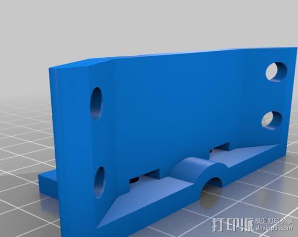 MendelMax 1.5打印机 3D模型  图19
