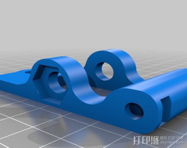 MendelMax 1.5打印机 3D模型  图22