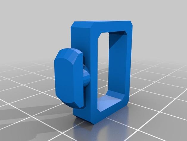 挤出机导线圈 3D模型  图3
