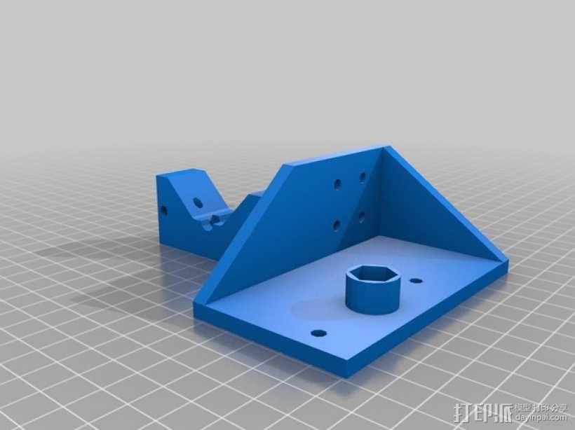 Mendel 3D打印机 3D模型  图2