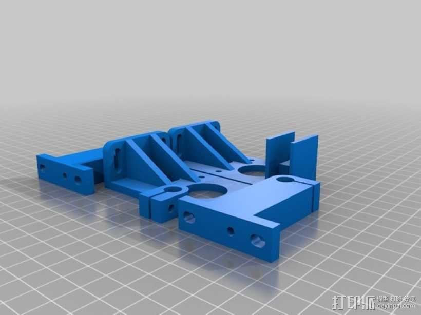 Mendel 3D打印机 3D模型  图5