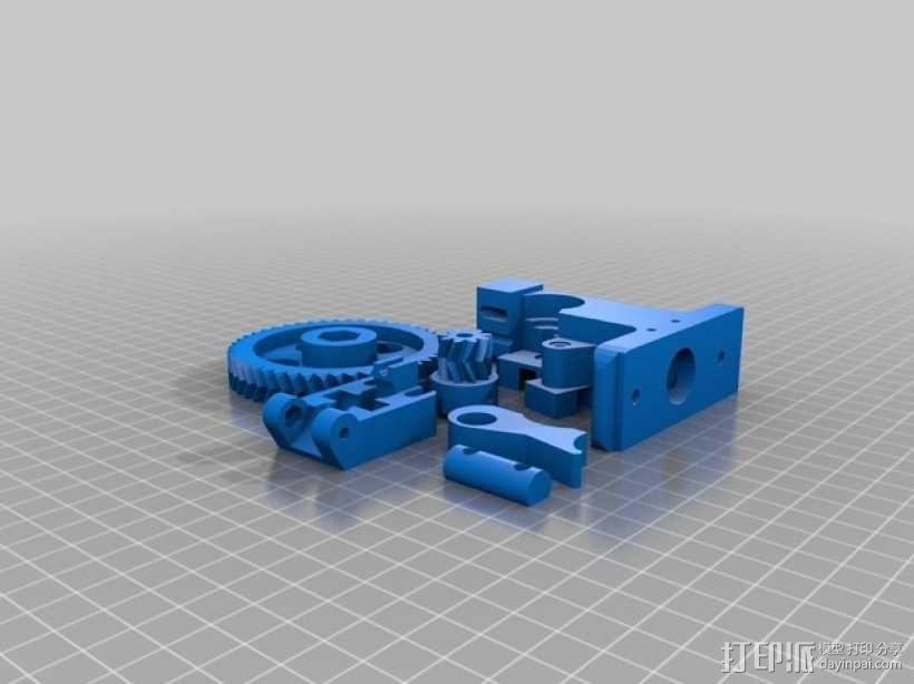 Mendel 3D打印机 3D模型  图6