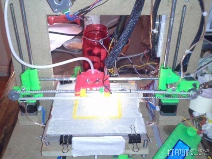Mendel 3D打印机 3D模型  图8