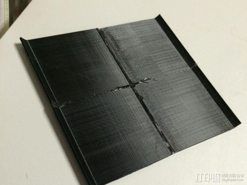 Replicator Mini 打印机废料托盘 3D模型  图3