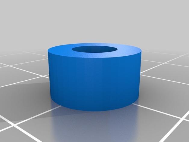 Robo 3D打印机导丝管 3D模型  图7