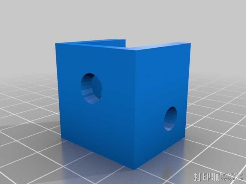 Robo 3D打印机导丝管 3D模型  图8