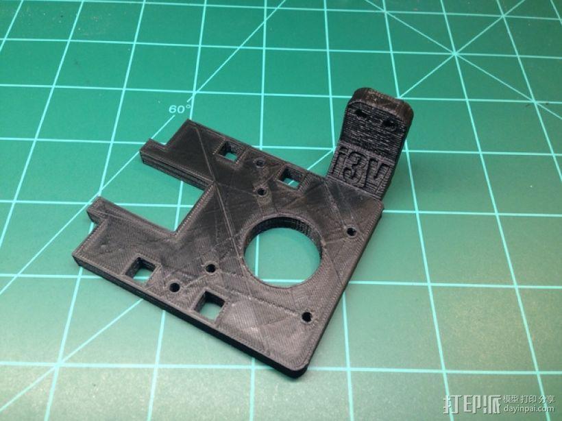 i3打印机Z轴限位开关 3D模型  图6