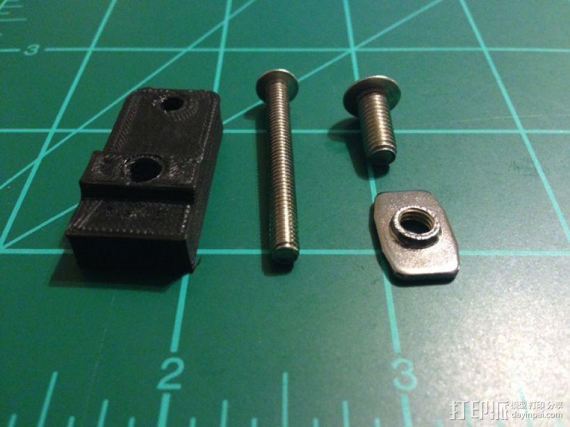 i3打印机Z轴限位开关 3D模型  图9